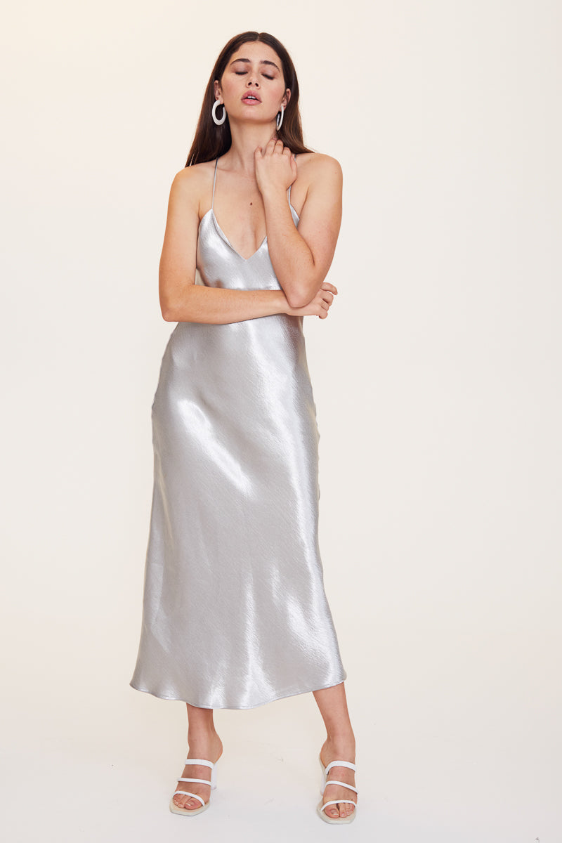 Truth or Dare Slip Dress