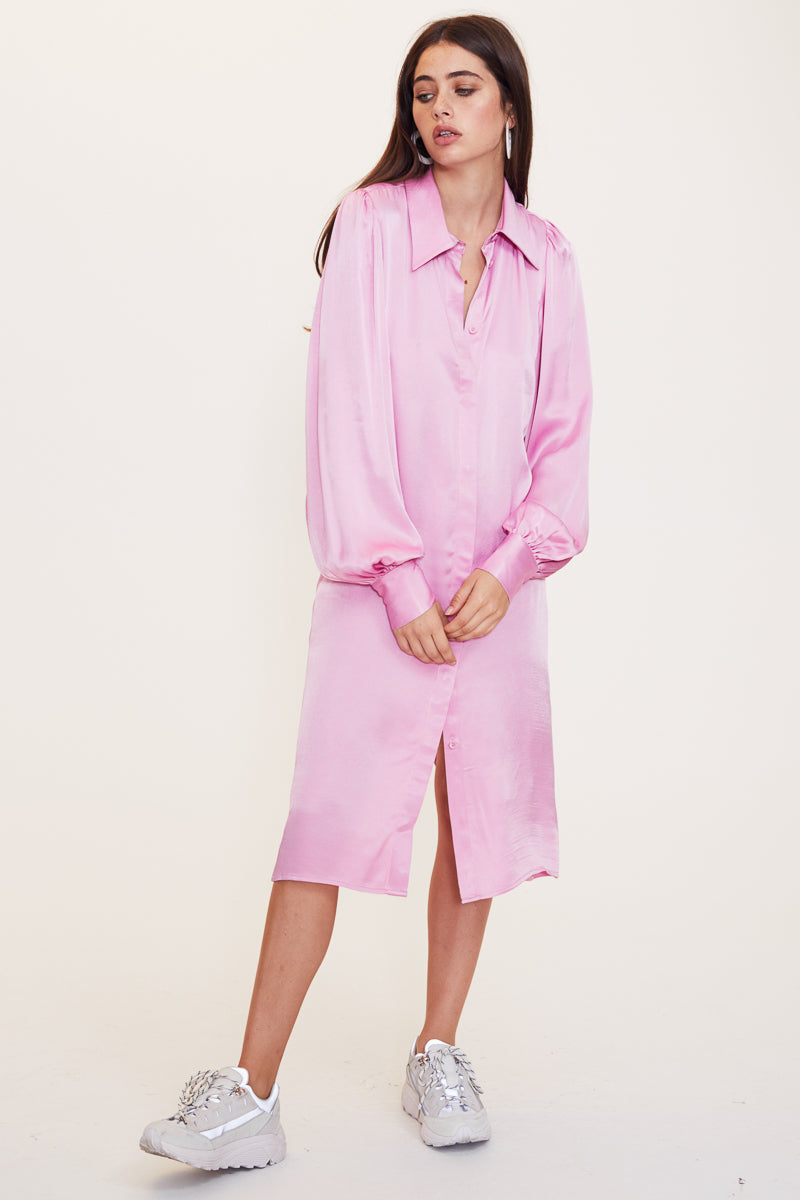 Palm Beach Shirt Dress