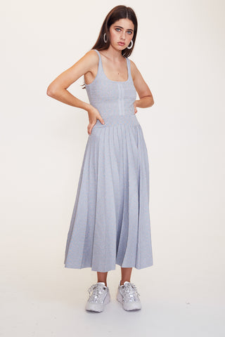 Cape Fear Pleated Skirt