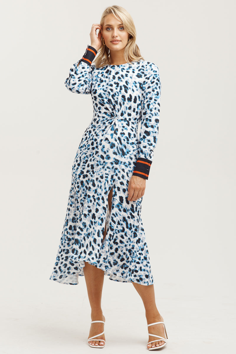 Wouldn't It Be Nice Midi Dress