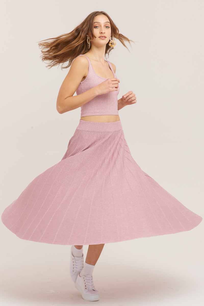Sweet As Sugar Skirt