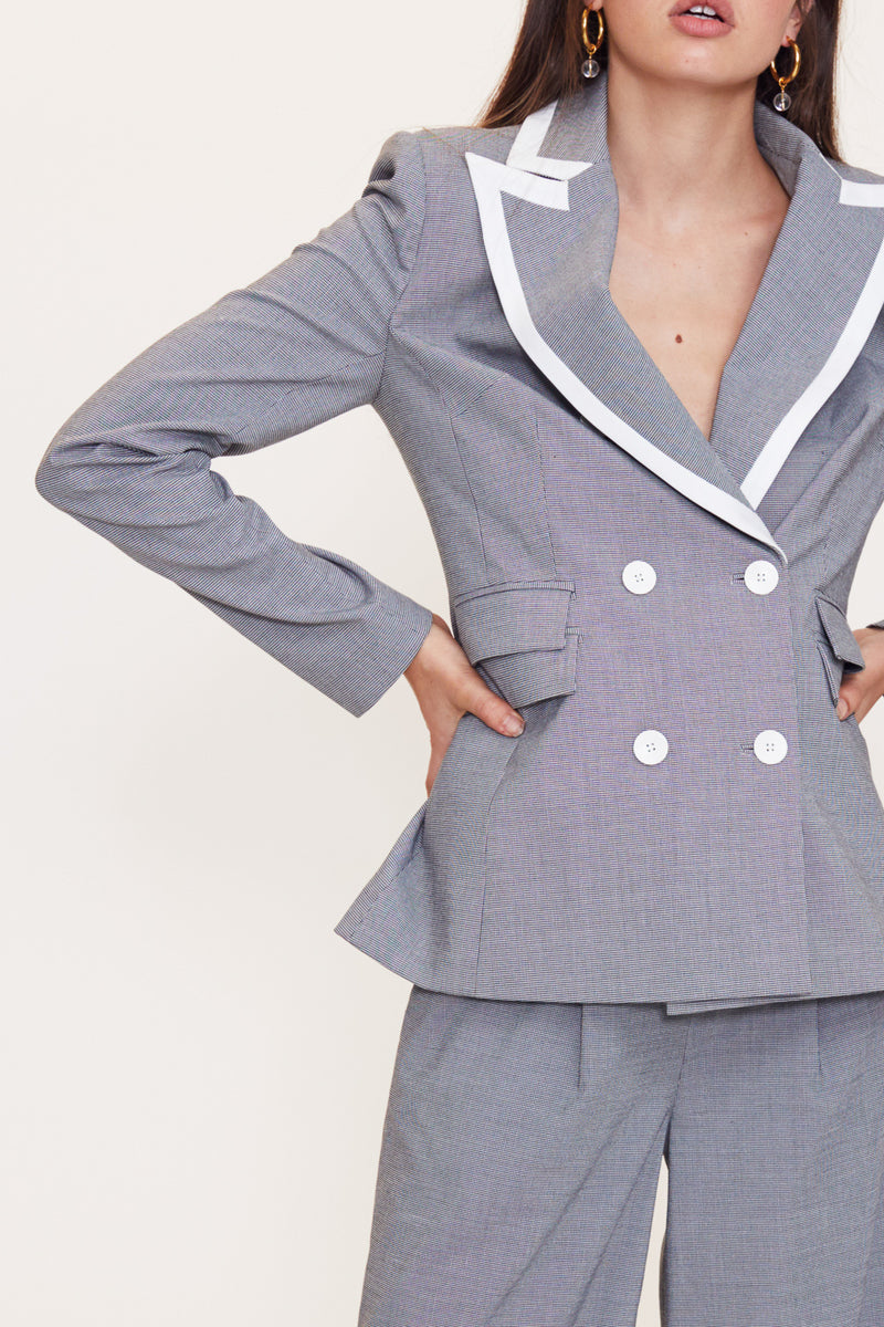 Blue Monday Blazer