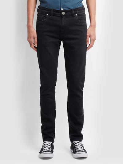 Drake Slim Fit Jeans In Black