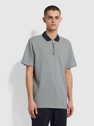Beverly Polo Shirt In True Navy