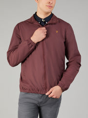 Olsen Jacket In Farah Red