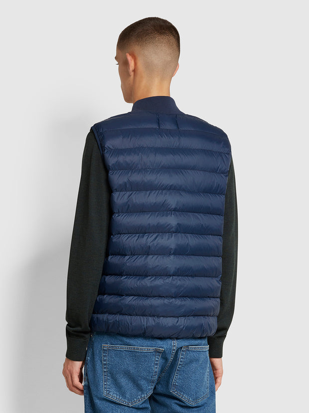Stanstall Gilet In Yale
