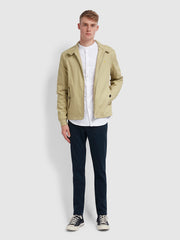 Hardy Harrington Jacket In Light Sand