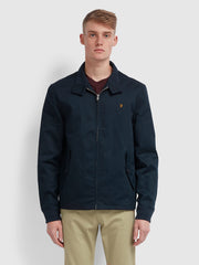Hardy Harrington Jacket In True Navy