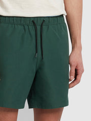 Colbert Swim Short In Cedar Green