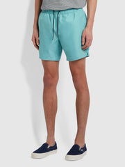 Colbert Swim Short In Reef Green