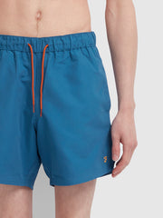 Colbert Swim Shorts In Blue Grape