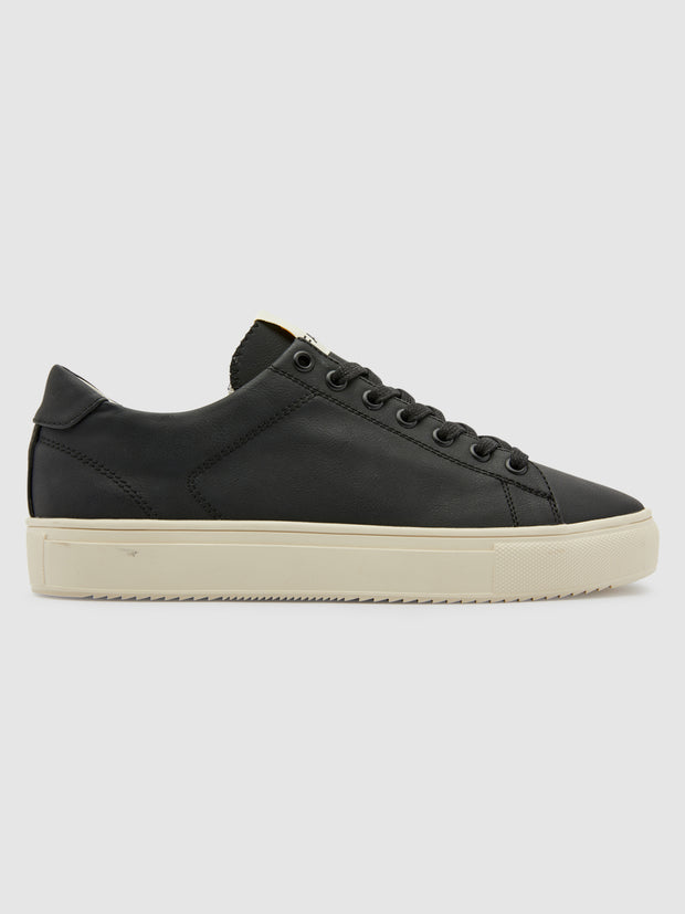 Damon Trainer In Jet Black