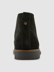 Briggs Desert Boot In Black
