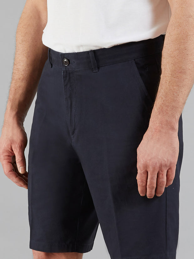 CRANE SHORTS IN NAVY