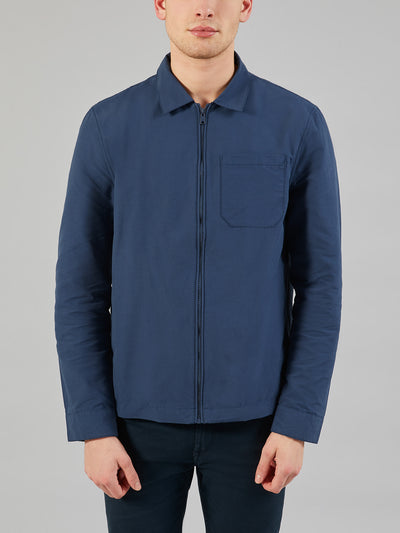 HINTON LIGHTWEIGHT JACKET IN YALE