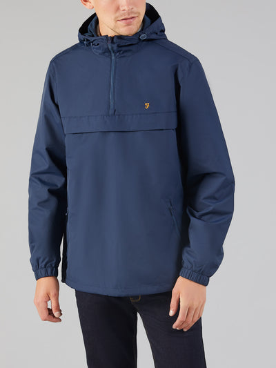 MANI OVERHEAD JACKET IN YALE