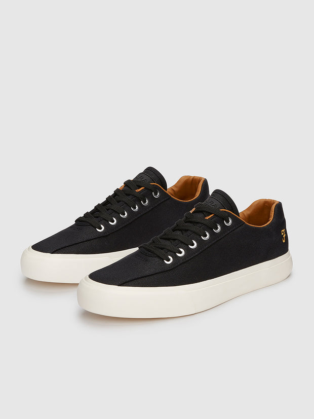 KOOK SHOES IN DEEP BLACK