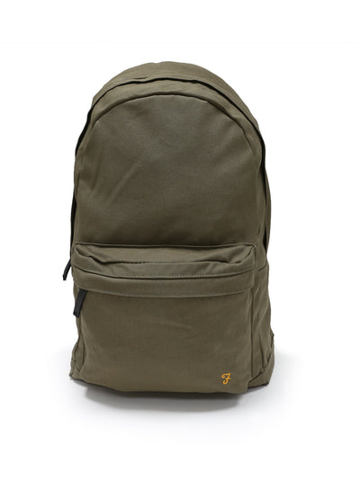 ALBURY BETTER RUCKSACK IN MILITARY GREEN