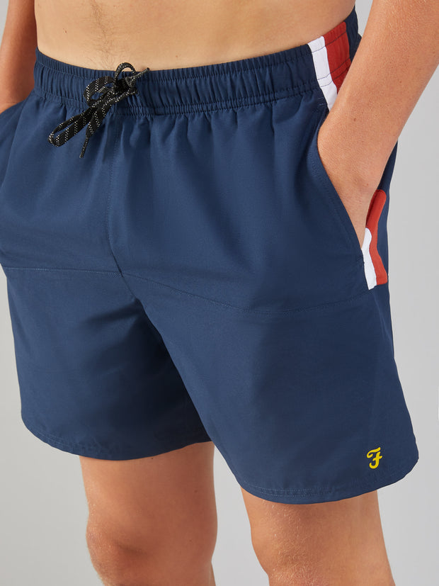 Docherty Swim Shorts In Yale