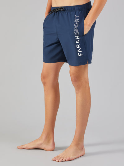 Anstey Swim Shorts In Yale