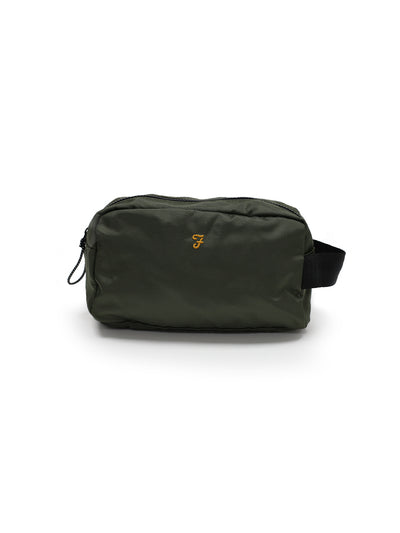 HARTMORE WASHBAG IN KHAKI