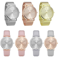 Load image into Gallery viewer, Ultra Thin Stainless Steel Quartz Watch