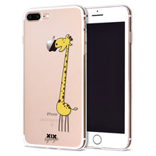 Load image into Gallery viewer, XIX for Funda iPhone X  Cute Animals