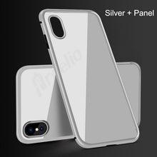 Load image into Gallery viewer, Vincitti- Tempered Glass, Anti-Scratch, Shatter Proof Metal Magnetic Case for Huawei
