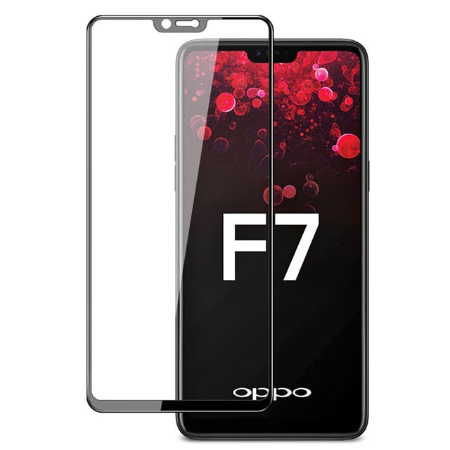 Tempered Glass  For Oppo F5 F 5 7 7F 5F
