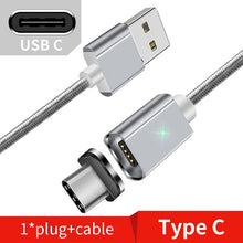 Load image into Gallery viewer, Magnetic USB Charging Cable  iPhone Samsung
