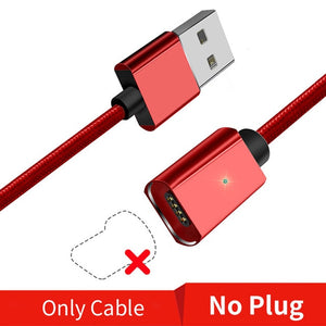 Magnetic USB Charging Cable  iPhone Samsung