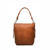 Women's small bag with zipper Shoulder & Handbags
