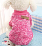 Pet Classic Warm Winter Sweater Cat Dog Clothes Puppy Jacket Coat Fashion All Sizes