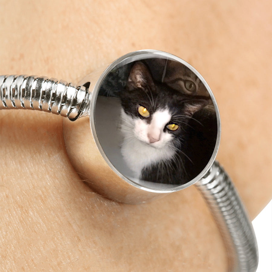 Hopes Beautiful Cat Bracelet