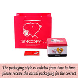 Snoopy fashion casual watch stainless steel ladies, kids watch Water Resistant Quartz Wristwatches
