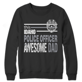 Limited Edition - This Idaho Police Officer Is An Awesome Dad