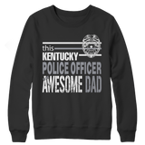 Limited Edition - This Kentuck Police Officer Is An Awesome Dad