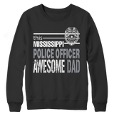 Limited Edition - This Mississippi Police Officer Is An Awesome Dad