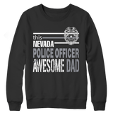Limited Edition - This Nevada Police Officer Is An Awesome Dad