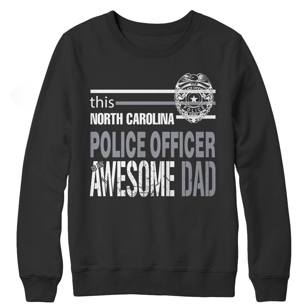 Limited Edition - This North Carolina Police Officer Is An Awesome Dad