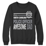 Limited Edition - This South Carolina police officer is an awesome dad