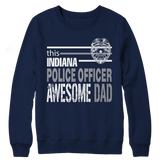 Limited Edition - This Indiana Police Officer Is An Awesome Dad