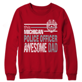 Limited Edition - This Michigan Police Officer Is An Awesome Dad