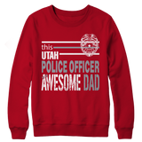 Limited Edition - This Utah police officer is an awesome dad