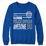 Limited Edition - This Illinois Police Officer Is An Awesome Dad