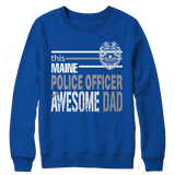 Limited Edition - This Maine Police Officer Is An Awesome Dad