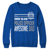 Limited Edition - This Rhode Island police officer is an awesome dad
