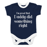 I'm Proof That Daddy Did Something Right-boy