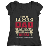 Proud Nurse Dad