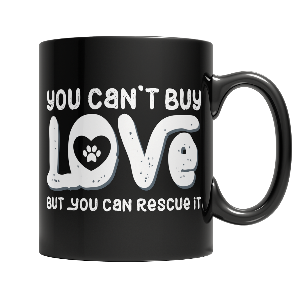 You Can't buy Love - Rescue It